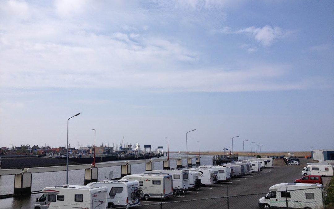 Vijf nieuwe camper locaties in Nederland