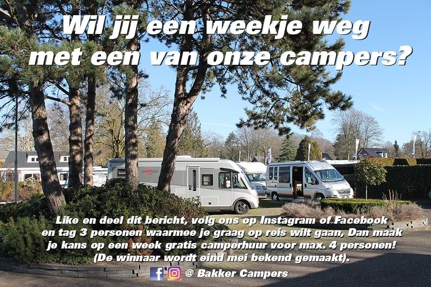 Like Deel & Win Actie